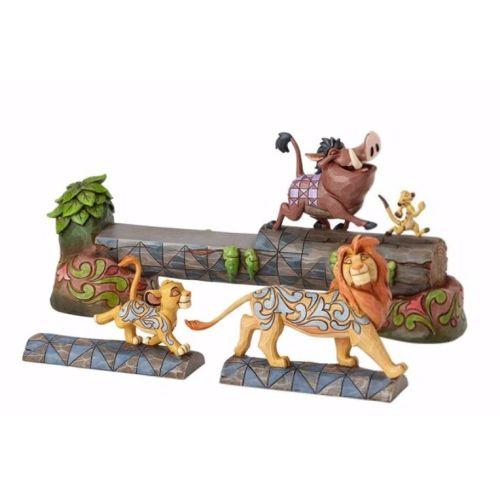 Enesco - Simba Timon and Pumbaa