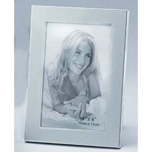 Leeber 8 X 10 BRUSHED ALUMINUM JOLENE FRAME - Picture Frame at Sears.com